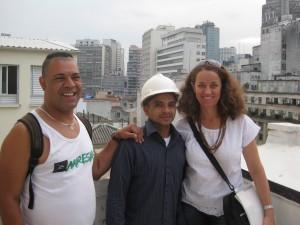 Regina Reinart é encarregada de projetos no Brasil – Departamento América Latina da Misereor